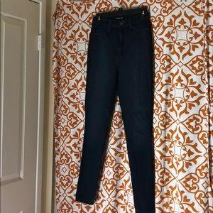 Fashion Nova High Waisted Jeans size 11